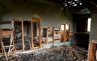home fire insurance claim