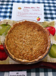 Andrea's Prize Winning Apple Pie Recipe