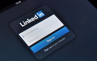 Using LinkedIn for client prospecting