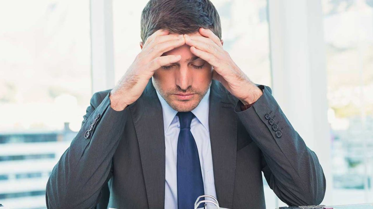 Stressed employer who does not have workers compensation insurance