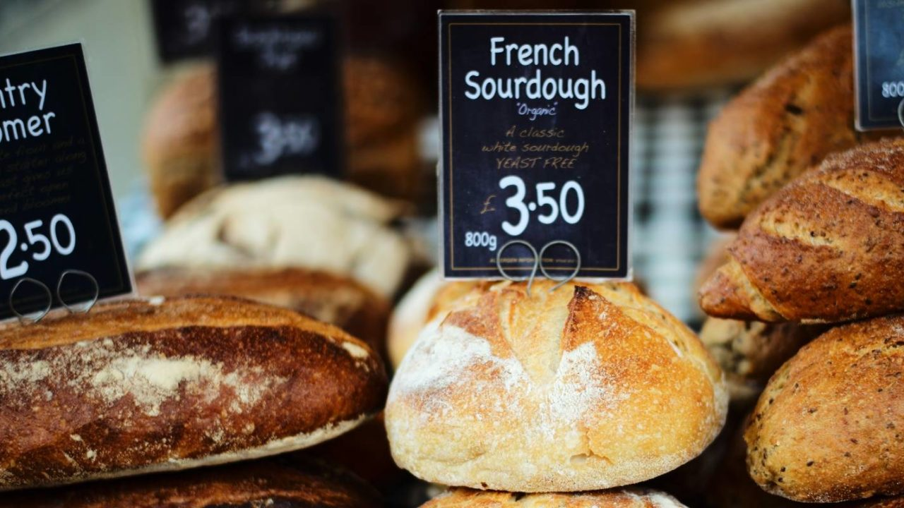 the cost of the bakery products is affected by the insurance policy