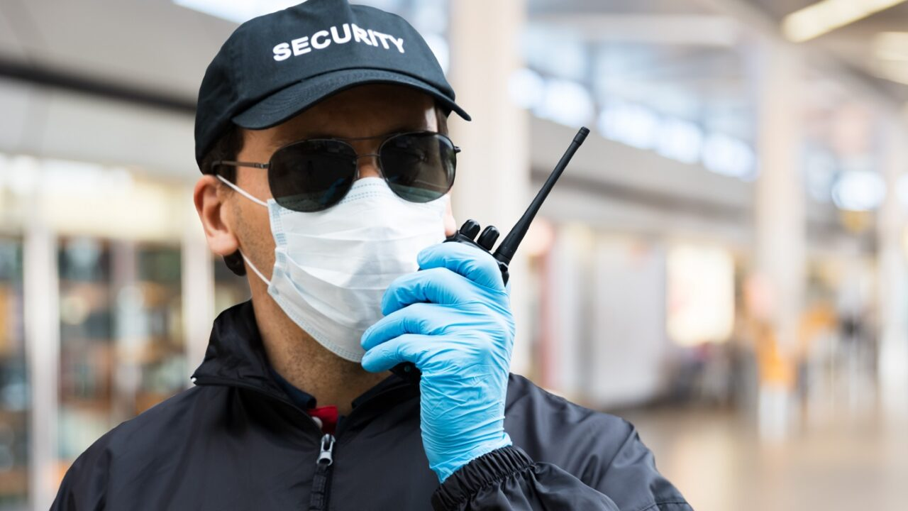 On-Duty Security Guard- Security Guard Insurance