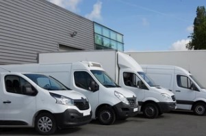 Various Commercial Vehicles